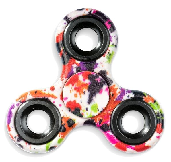 Finger Spinner Triple Splatoon