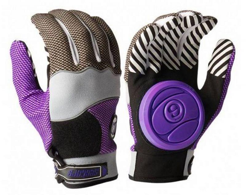 SECTOR 9 Apex Slide Glove - Purple