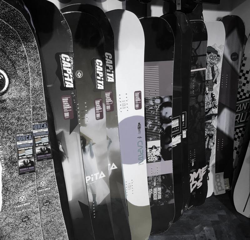 VERLEIH - Snowboard