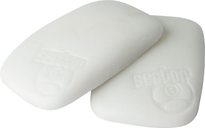 SECTOR 9 Ergo Replacement Puck Pack White - Ersatzpucks für Slidehandschuhe