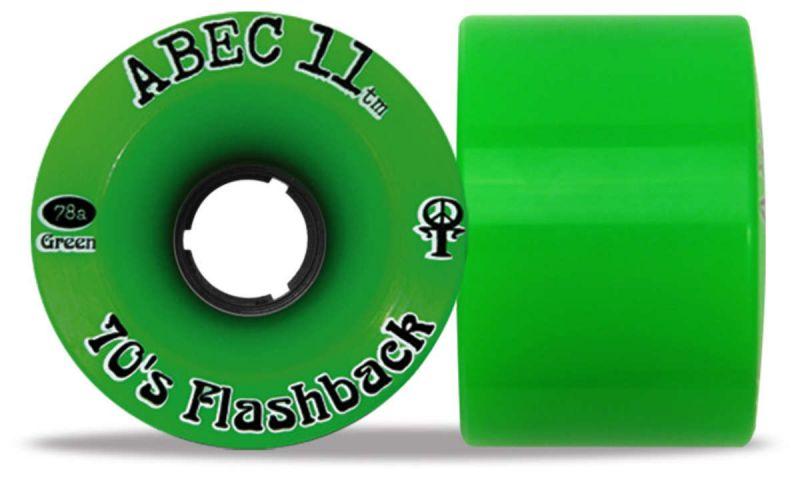 ABEC11 Flashbacks 70mm Classic Thane