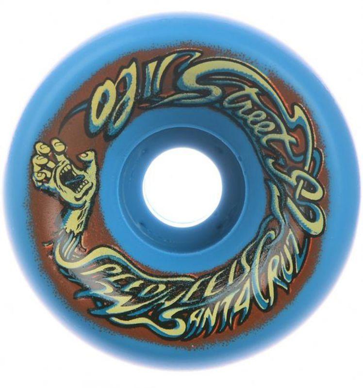 OJ WHEELS II Street Speedwheels Reissue Original Blue 60mm 92a