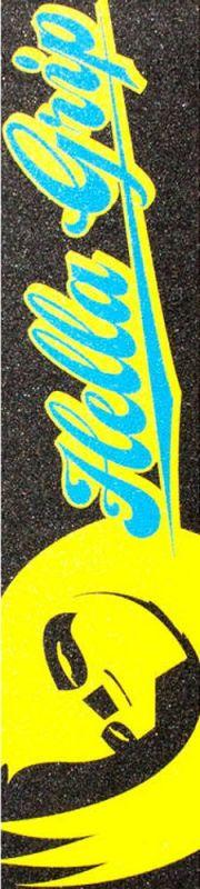 HELLA GRIP Combo Logo Scooter Griptape