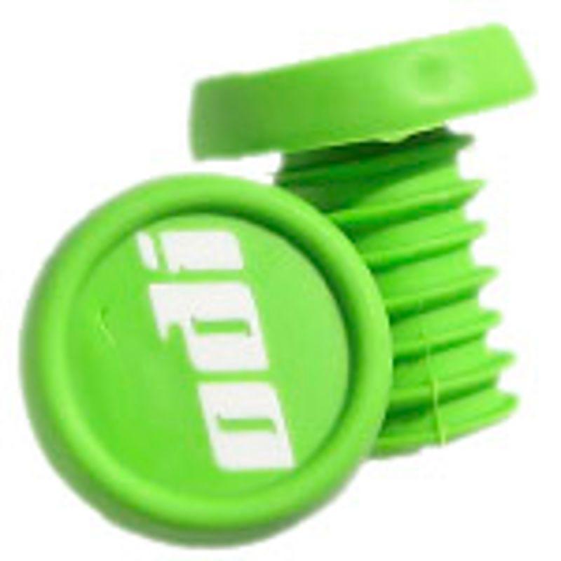 ODI Bar Ends Green - Bar Plugs für Stuntscooter und BMX