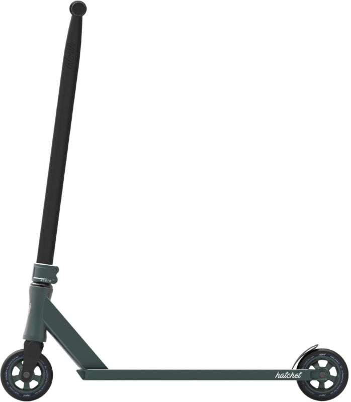 NORTH SCOOTERS Hatchet 2020 Deep Teal/Black - Stunt Scooter Komplett
