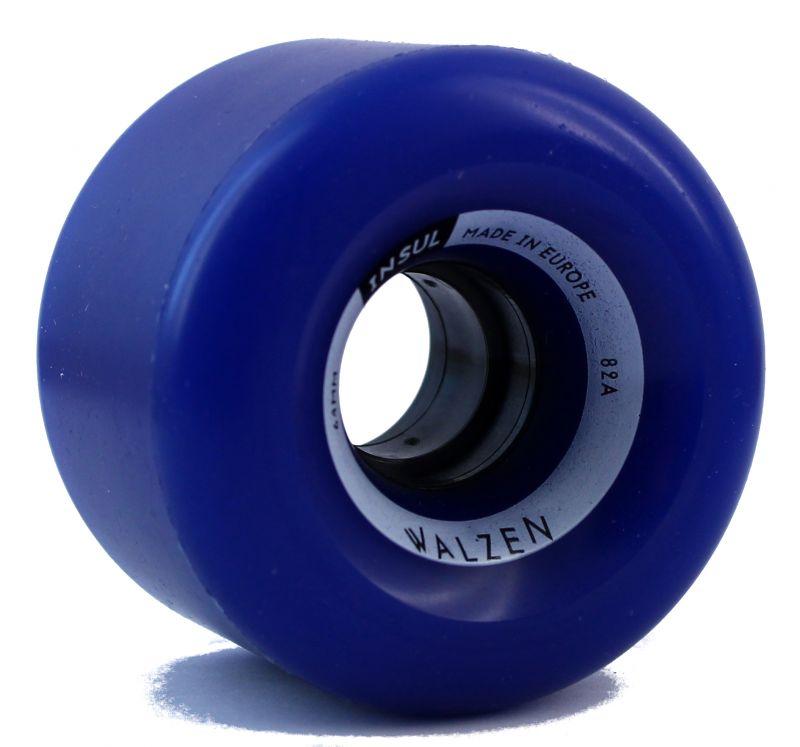 WALZEN Insul 64mm 82a Blue - Longboard Wheels