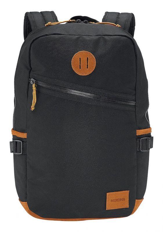NIXON Scout Backpack Rucksack Black