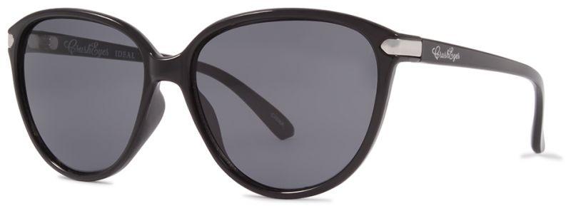 CRUSHEYES Ideal - Black/Smoke - Sonnenbrille