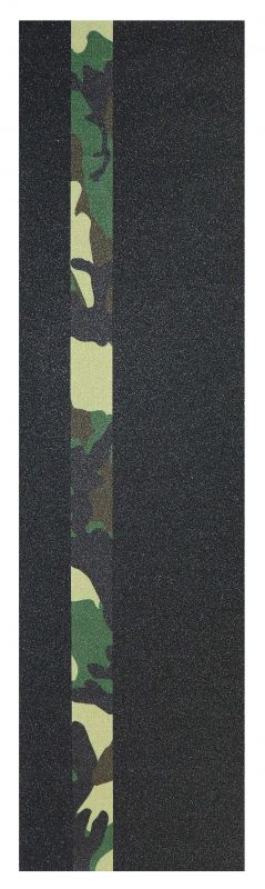 "BLACK DIAMOND Griptape 9""x33"" - Woodland Camouflage"