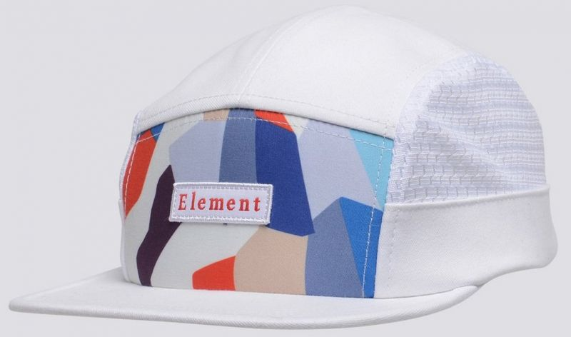 ELEMENT SD Mesh Cap Optic White