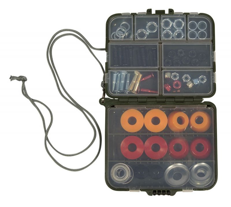 INDEPENDENT Spare Parts Kit - Skateboard Ersatzteile Box
