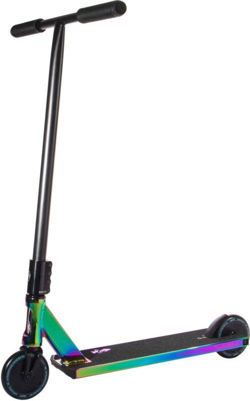 NORTH SCOOTERS Switchblade 2021 Oilslick Matte Black - Stunt Scooter Komplett