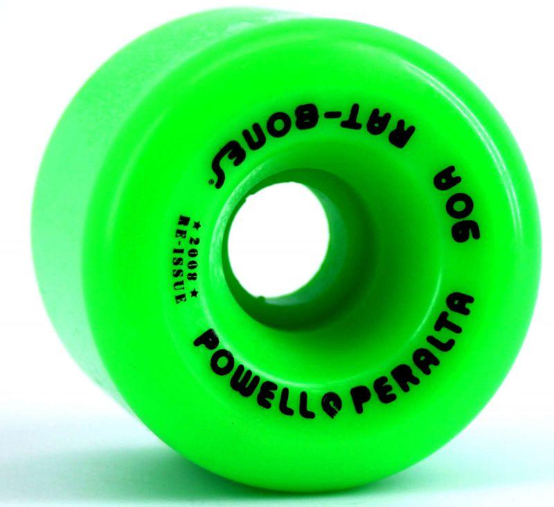 POWELL PERALTA - Rat Bones 60mm 90a Green