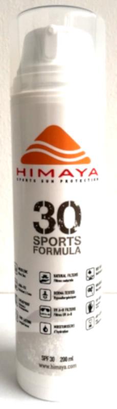 HIMAYA Sports Formula 200ml SPF 30 Sonnencreme