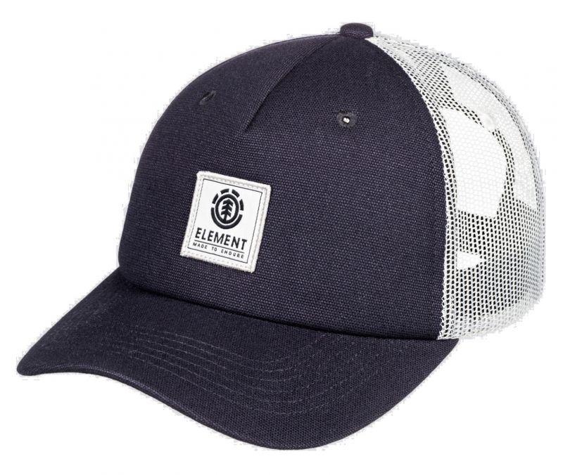 ELEMENT Icon Mesh Cap Dark Navy - Trucker Cap