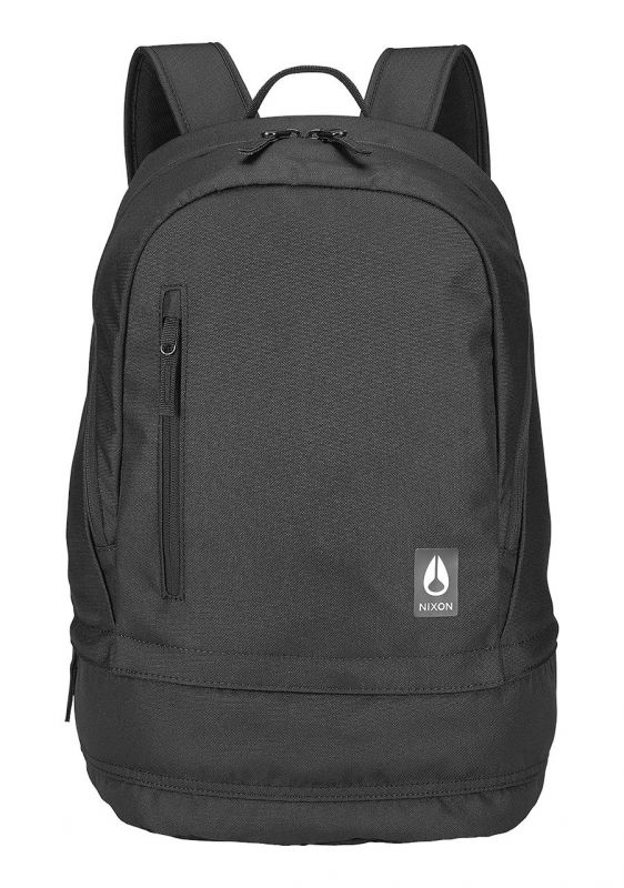NIXON Traps Backpack All Black Rucksack