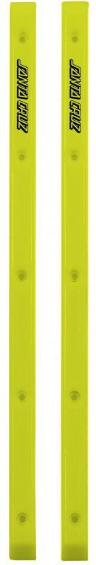 SANTA CRUZ Rails Slimline Siderails Yellow