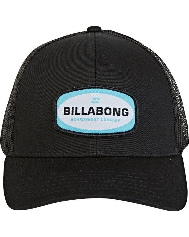 BILLABONG Walled Trucker Cap Black