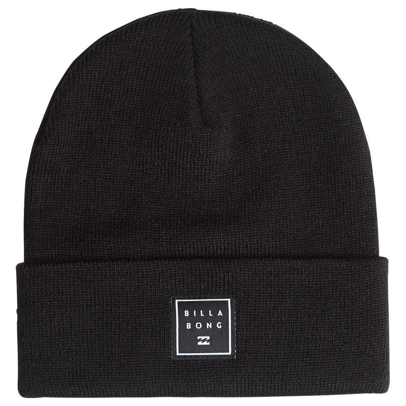 BILLABONG Stacked Beanie Black - Mütze