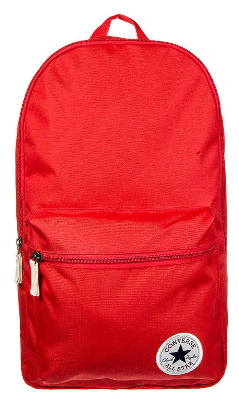 CONVERSE Core Backpack Red - Rucksack