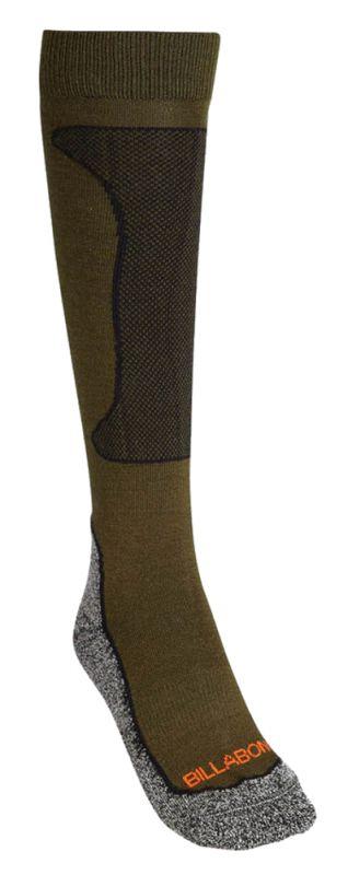 BILLABONG Compass Premium Merino - Grape Leaf - L - Snowboard Socken