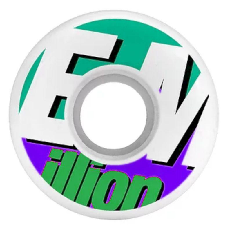 EMILLION Vice Logo 100A 52mm - Skateboard Rollen