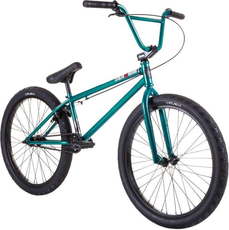"""STOLEN Moss 24"""" 2021 Moss - Freestyle BMX Bike"""
