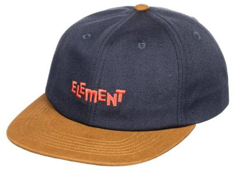 ELEMENT Pool Cap Indigo - Snapback