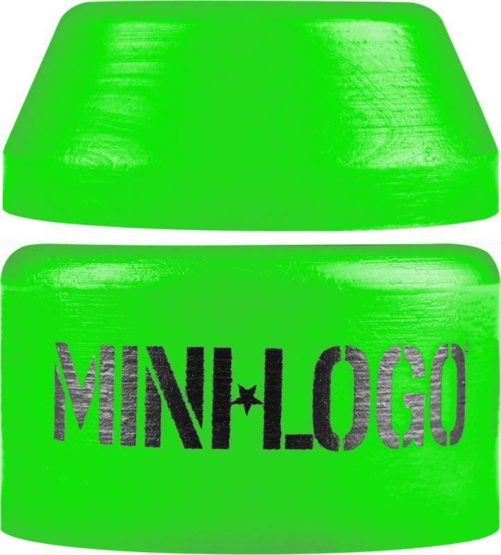 MINI LOGO Bushings Soft Green 84a