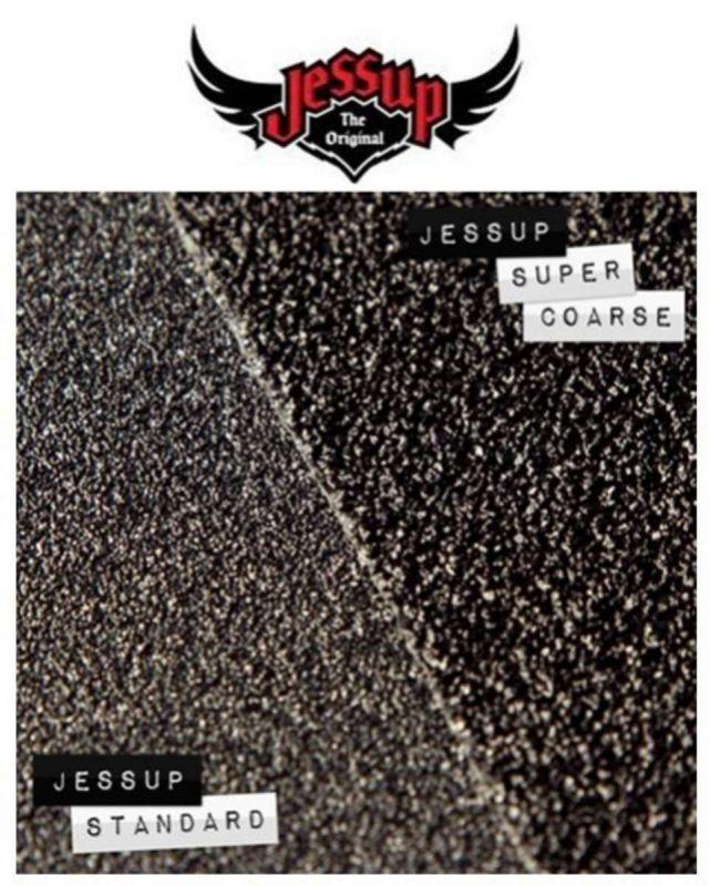 """JESSUP Roam Grip - Super Coarse Griptape - Longboard 1m - 11"""""""