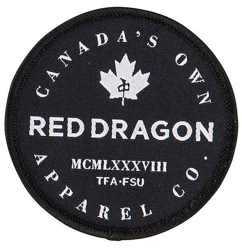 RED DRAGON Canadas Own Patch - Aufnäher