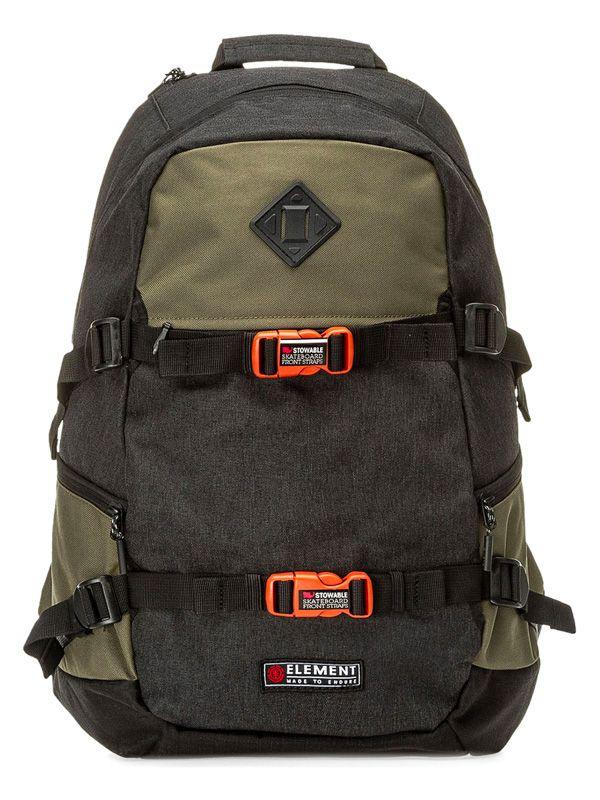 ELEMENT Jaywalker Backpack Military - Rucksack