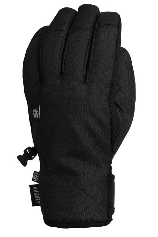 686 Men's Ruckus Pipe Glove Black - Gr. M - Snowboardhandschuhe