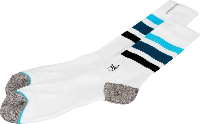 ROCKER Socks White