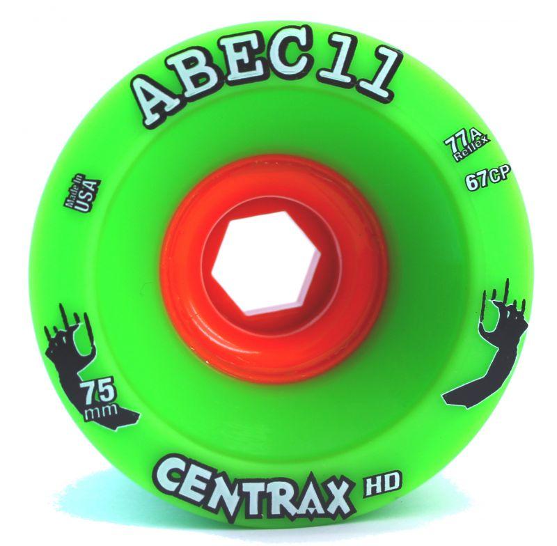 ABEC11 Centrax HD 75mm 77a