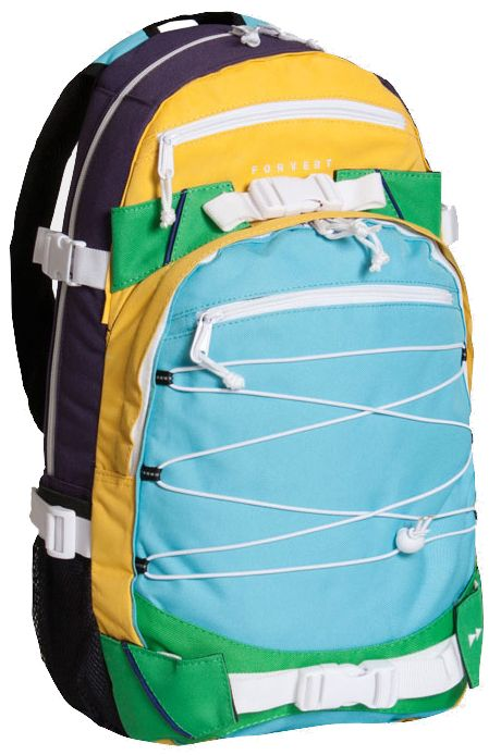 FORVERT Ice Louis - Multicolour - Rucksack