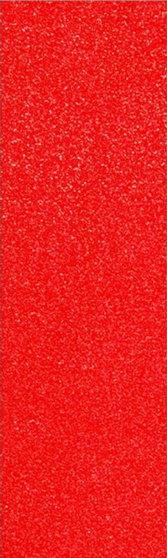 "TRAP Skateboard Griptape 9""x33"" - Red"