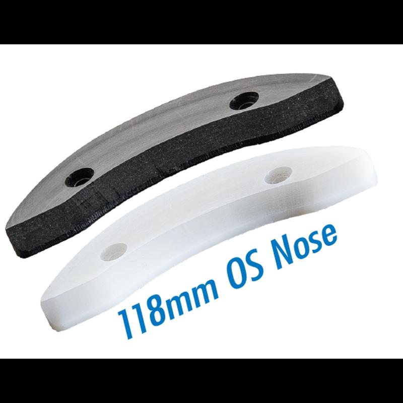 SEISMIC Skid Plates 118mm Old School Nose