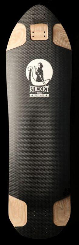ROCKET LONGBOARDS Hades - Longboard Deck