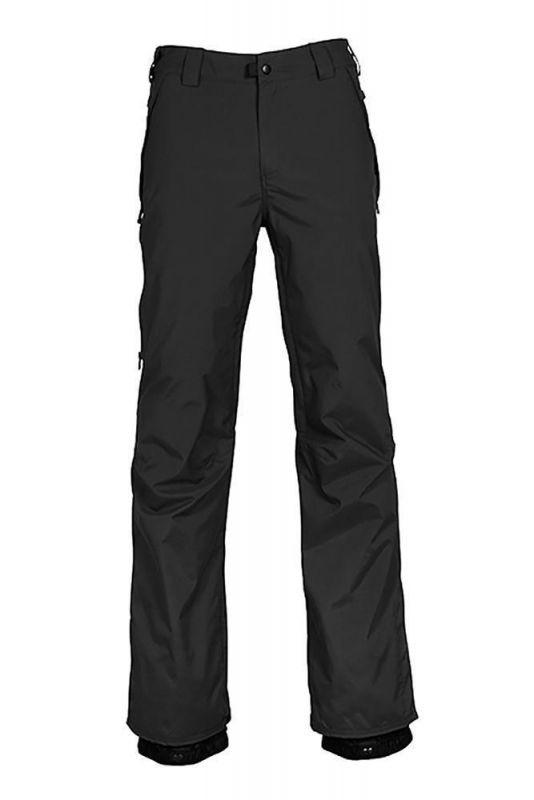 686 Men's Standard Shell Pant Black - L - Snowboardhose