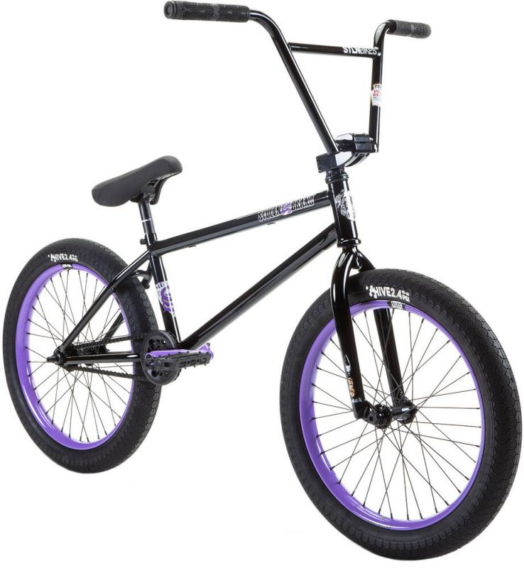 "STOLEN Sinner FC XLT 20"" 2021 - Freestyle BMX Bike"