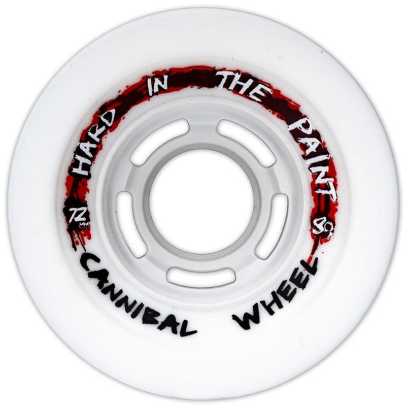 ZAK MAYTUM Hard In The Paint Wheels 72mm 80a Cannibal Shape