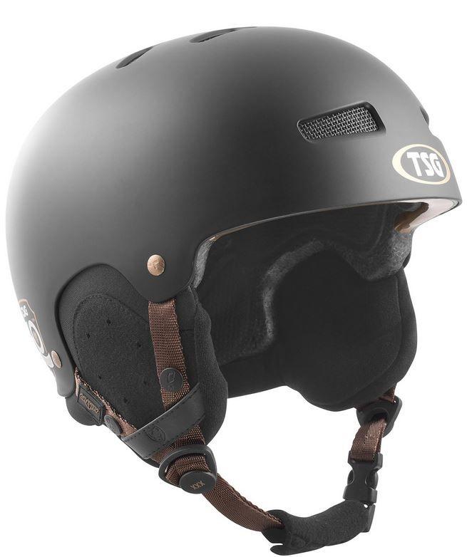 TSG Gravity 30th Aniversary Black XXL - Snowboardhelm