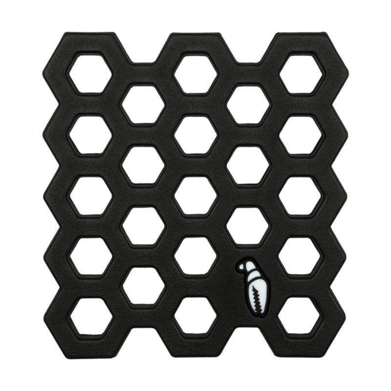 CRAB GRAB Crap Trap Black - Anti-Rutsch-Pad / Stomp Pad