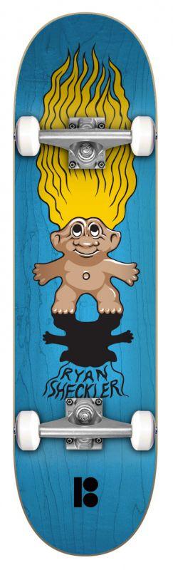 "PLAN B Sheckler Trolls 7.87"" - Skateboard Komplett"