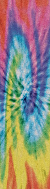"ENUFF Tie-Dye Griptape 9"" x 33"""