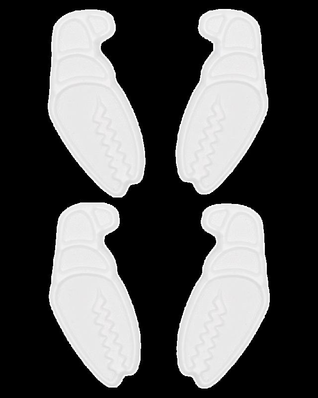 CRAB GRAB Mini Claws White - Anti-Rutsch-Pad / Stomp Pad