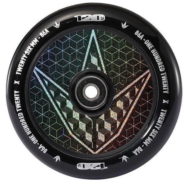 BLUNT Wheel 110mm Hollow Hologram Geo - Scooter Rolle