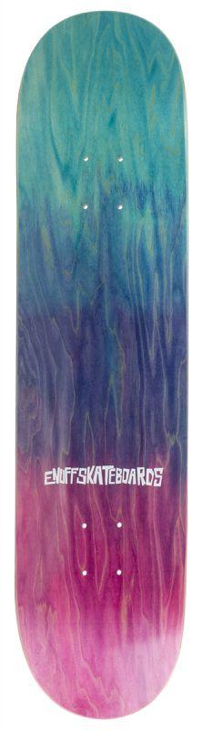 "ENUFF Classic Fade Blue Pink 8,125"" - Skateboard Deck"