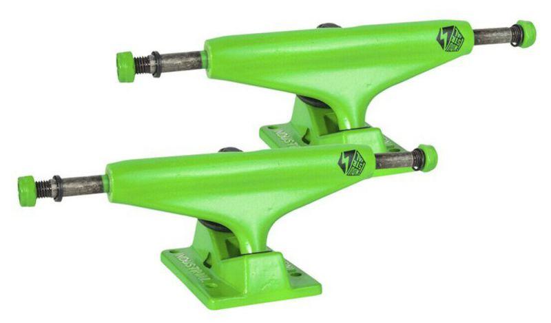 "INDUSTRIAL TRUCKS 5.5"" Neon Green - Skateboard Achsen"